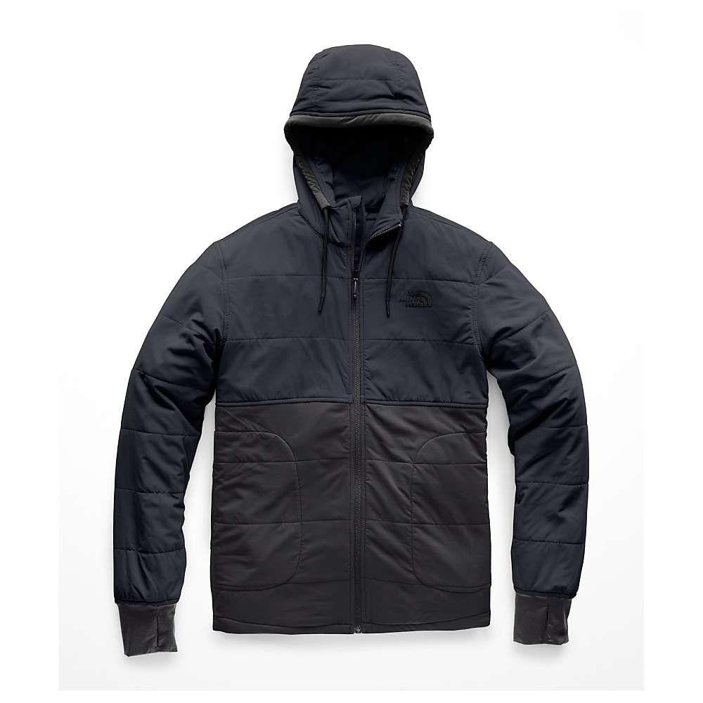 ザ ノースフェイス メンズ ハイキング・登山 アウター【Mountain 2.0 Sweatshirt】Urban Navy / Weathered Black