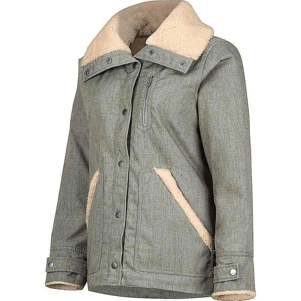 マーモット レディース トップス ベスト・ジレ【Rangeview Vest】Beetle Green