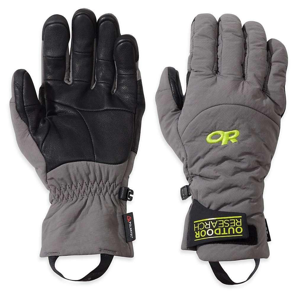 アウトドアリサーチ メンズ 手袋・グローブ【Lodestar Sensor Glove】Pewter