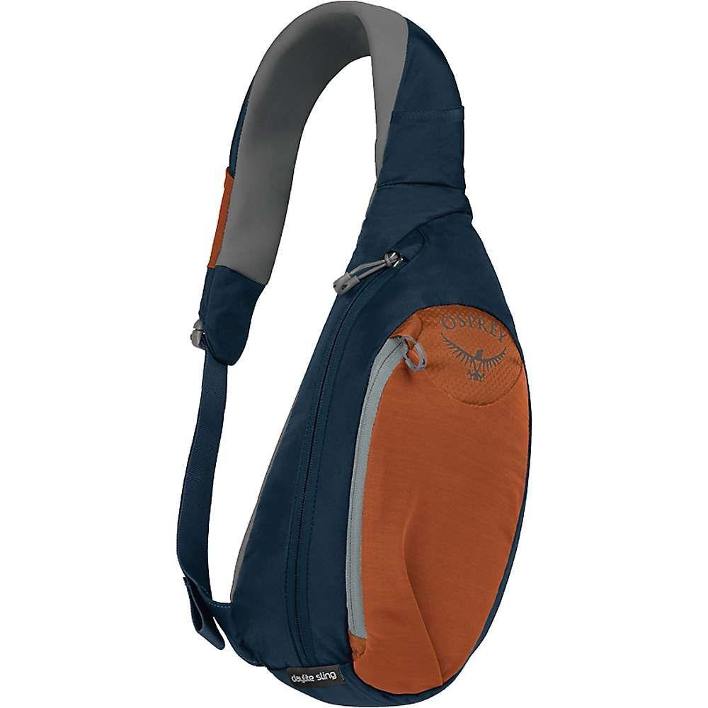 オスプレー ユニセックス バッグ バックパック・リュック【Daylite Sling】Dark Blue Orange