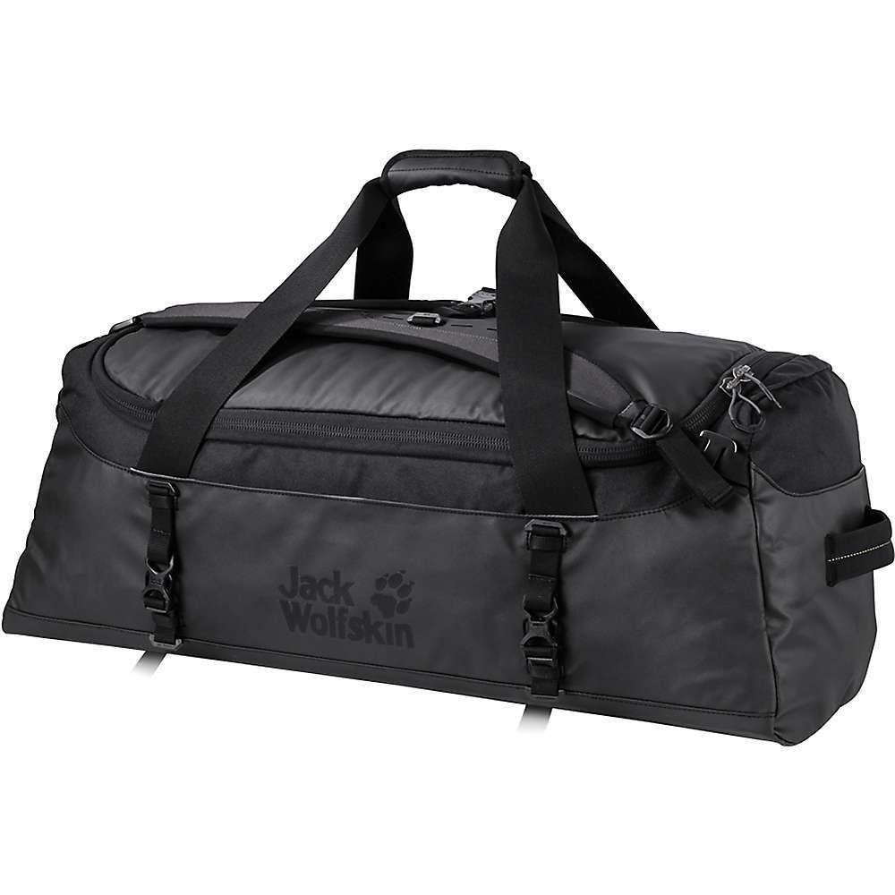 ジャックウルフスキン ユニセックス バッグ【Gravity 60 Bag】Black