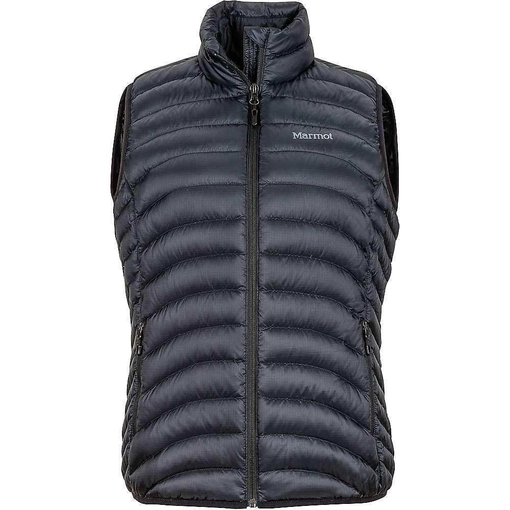 マーモット レディース トップス ベスト・ジレ【Aruna Vest】Black
