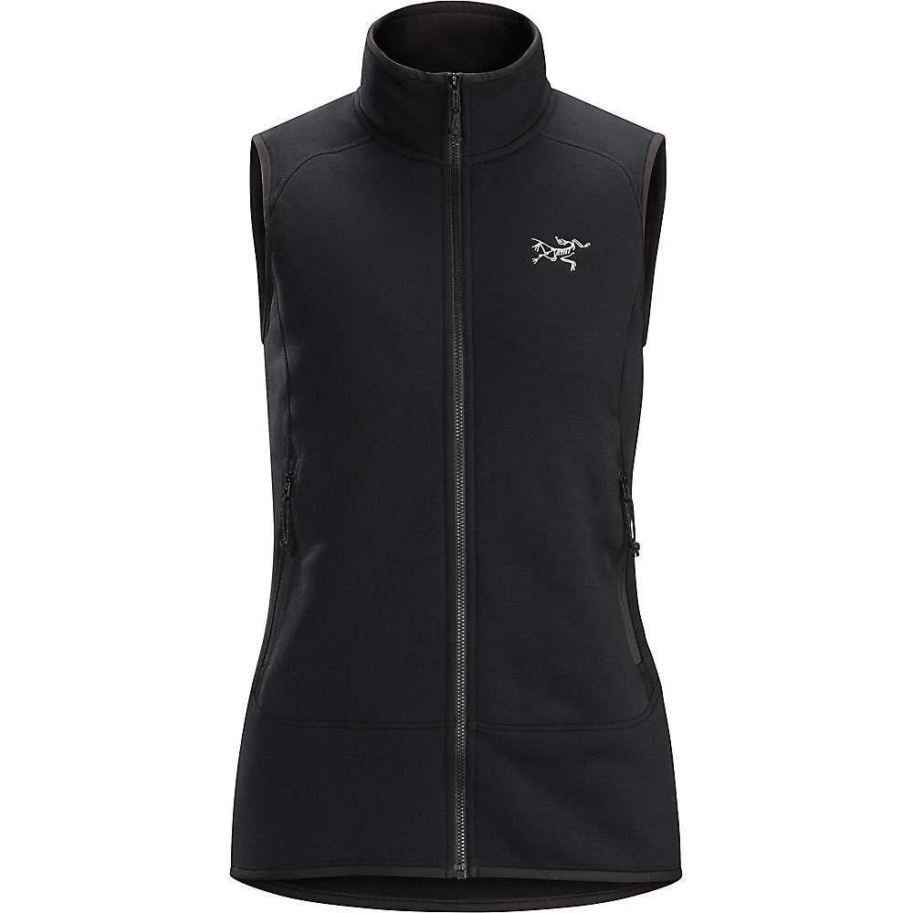 アークテリクス レディース トップス ベスト・ジレ【Kyanite Vest】Black