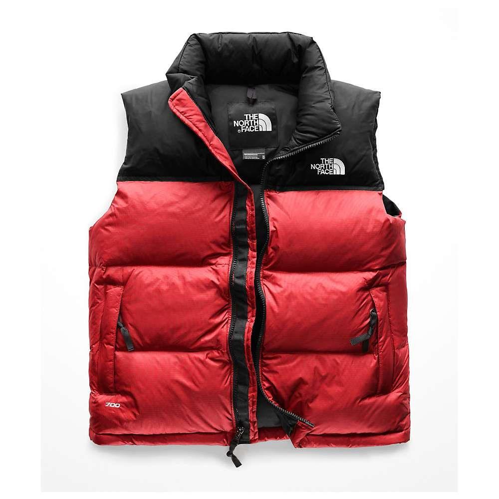 ザ ノースフェイス レディース トップス ベスト・ジレ【1996 Retro Nuptse Vest】TNF Red