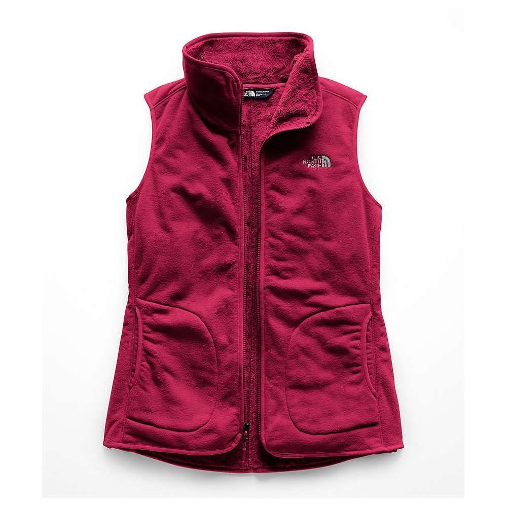 ザ ノースフェイス レディース トップス ベスト・ジレ【Mosswood Vest】Rumba Red