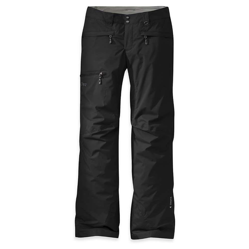 アウトドアリサーチ レディース スキー・スノーボード ボトムス・パンツ【Igneo Pant】Black