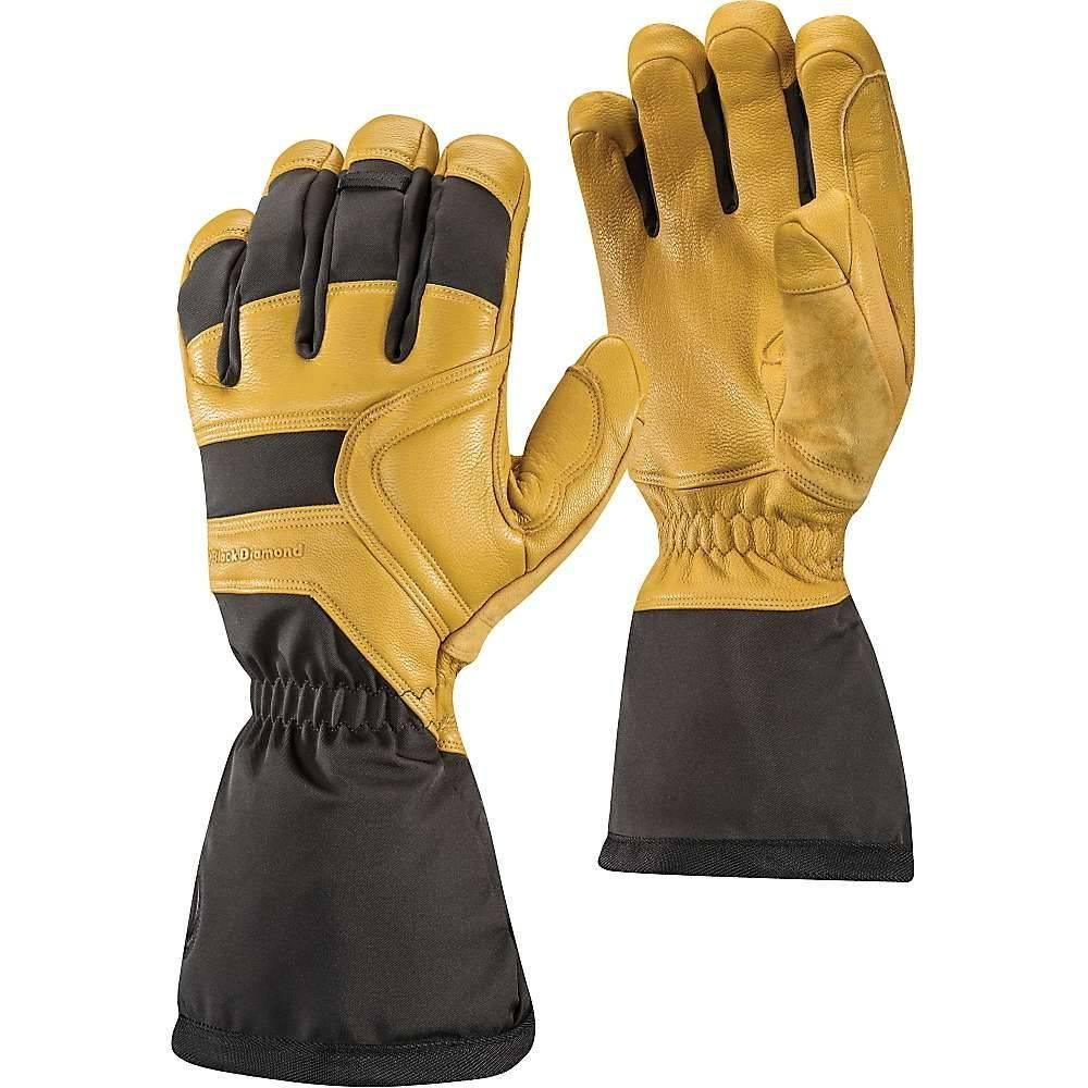 ブラックダイヤモンド メンズ スキー・スノーボード グローブ【Crew Glove】Natural