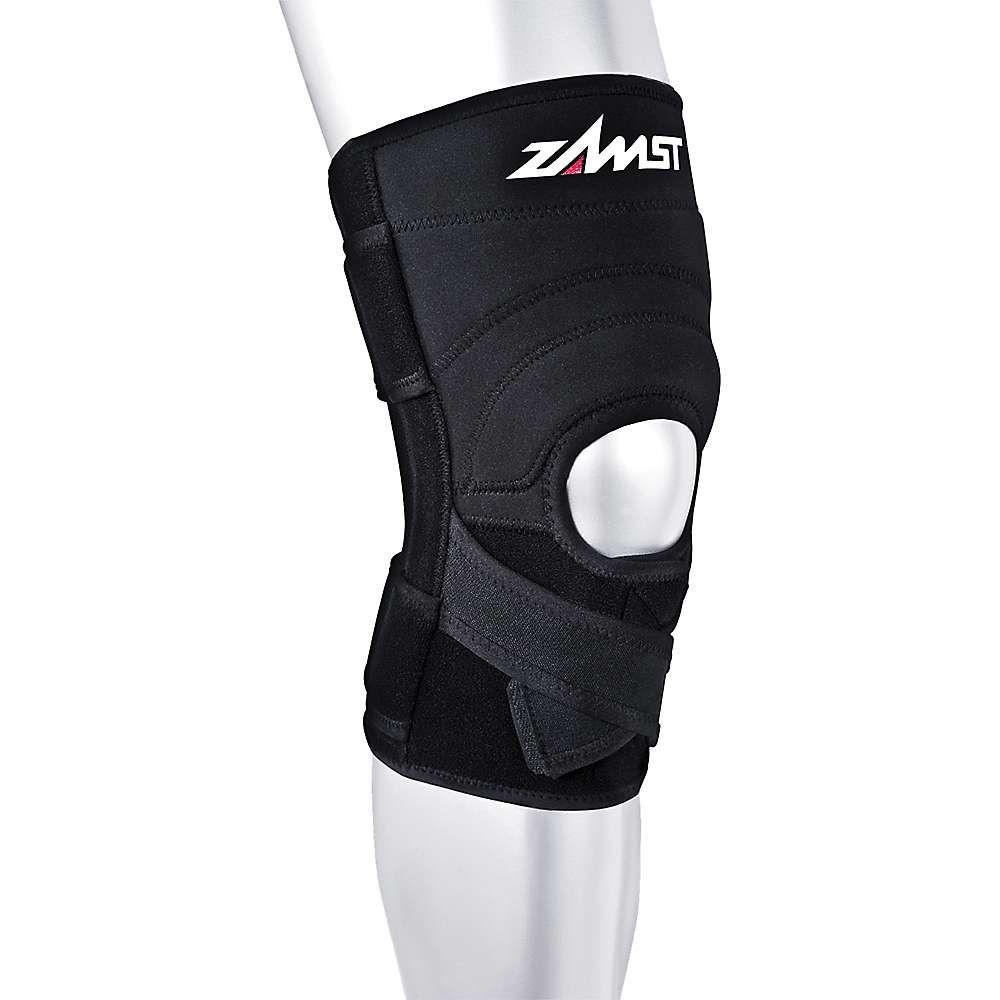 【期間限定!最安値挑戦】 ザムスト Knee ユニセックス ランニング・ウォーキング ザムスト サポーター【ZK-7 Knee Support】Black, SWJ:a5f6a723 --- aqvalain.ru