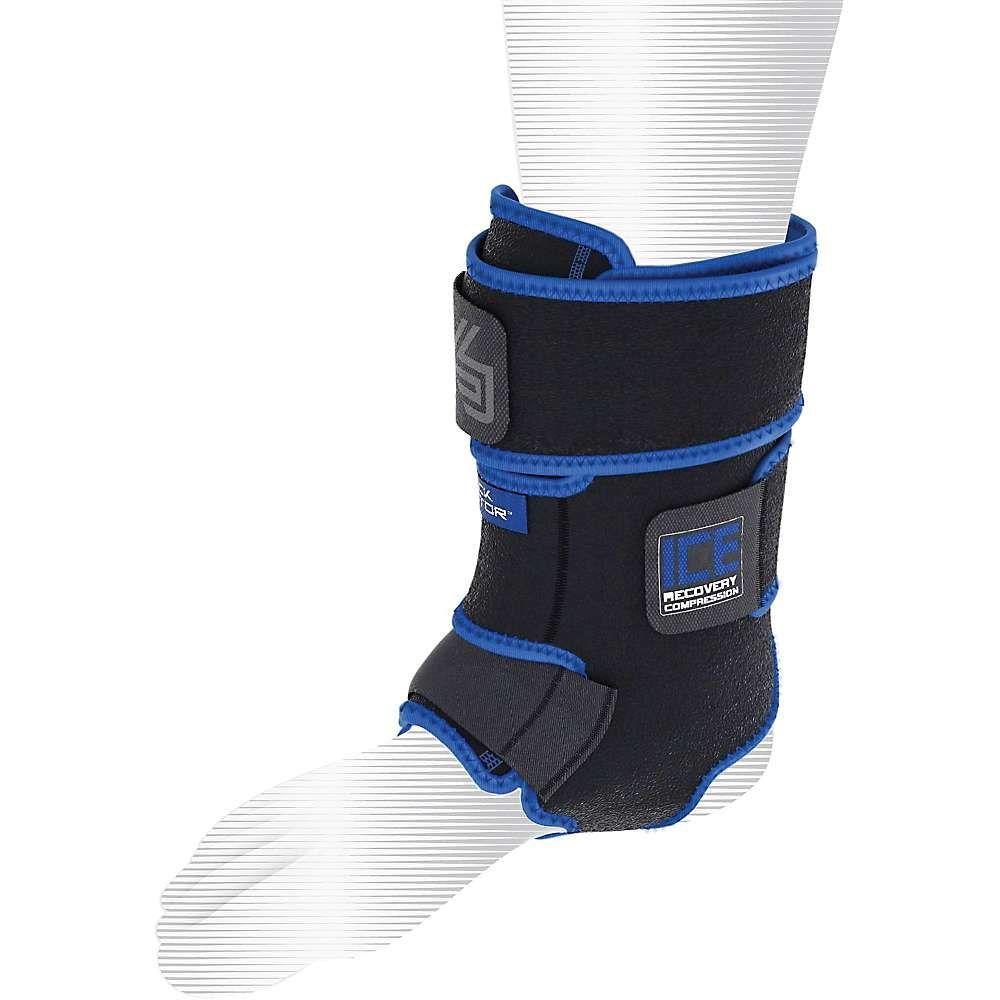 ショックドクター ユニセックス ランニング・ウォーキング サポーター【Ice Recovery Ankle Compression Wrap】Black