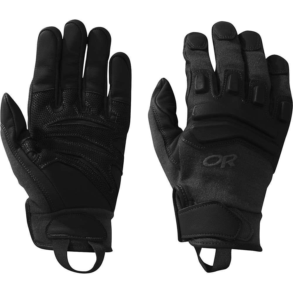 アウトドアリサーチ メンズ 手袋・グローブ【Firemark Sensor Glove】All Black