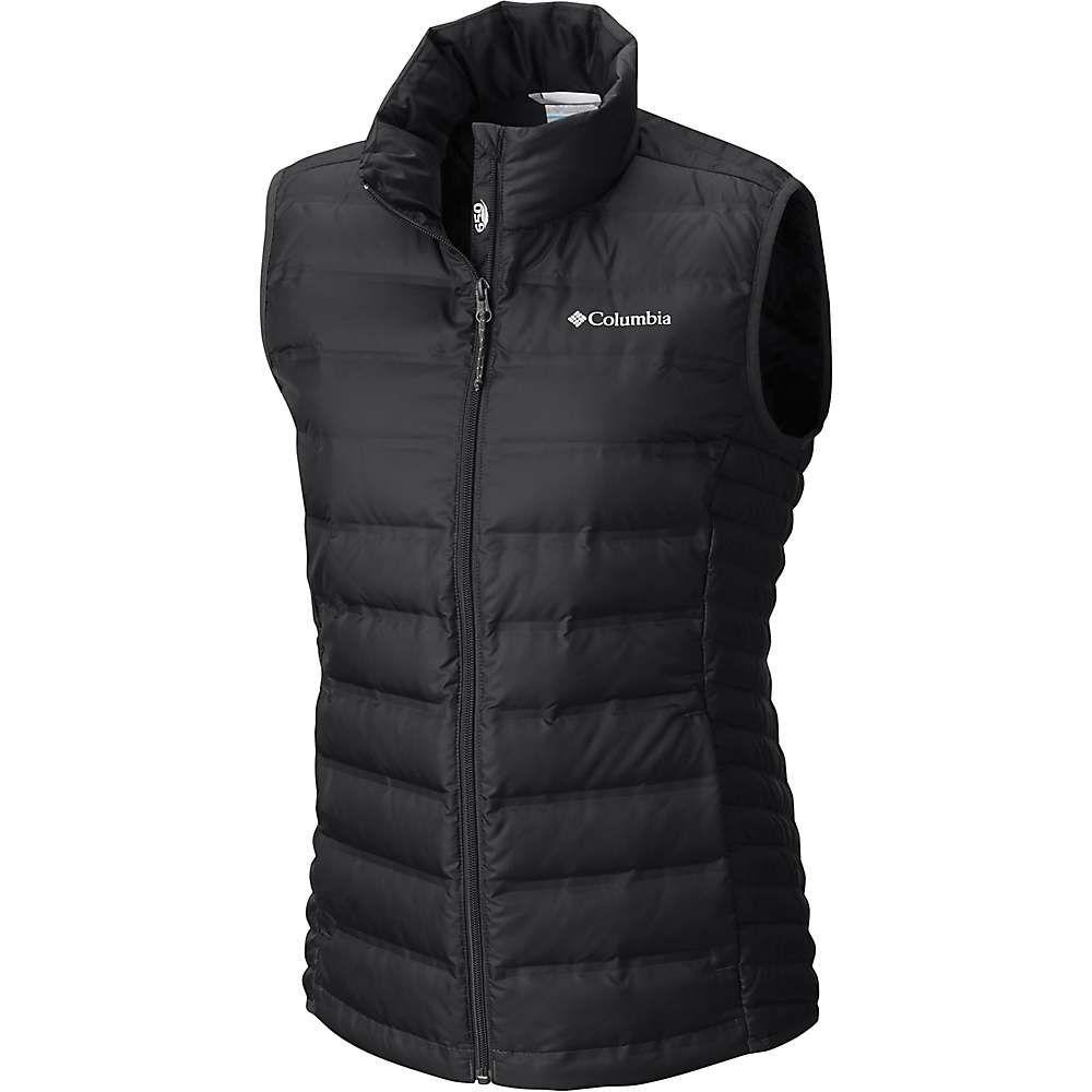 コロンビア レディース トップス ベスト・ジレ【Lake 22 Vest】Black