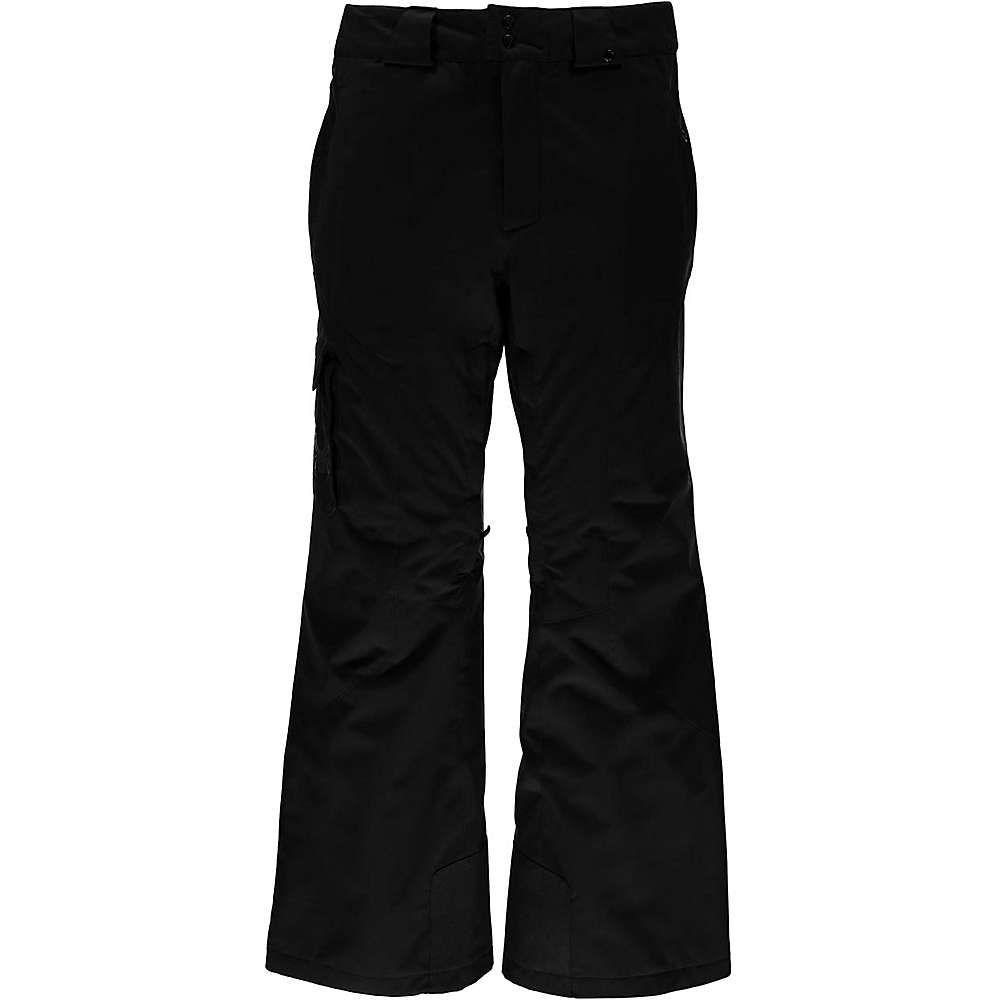 スパイダー メンズ スキー・スノーボード ボトムス・パンツ【Troublemaker Athletic Pant】Black