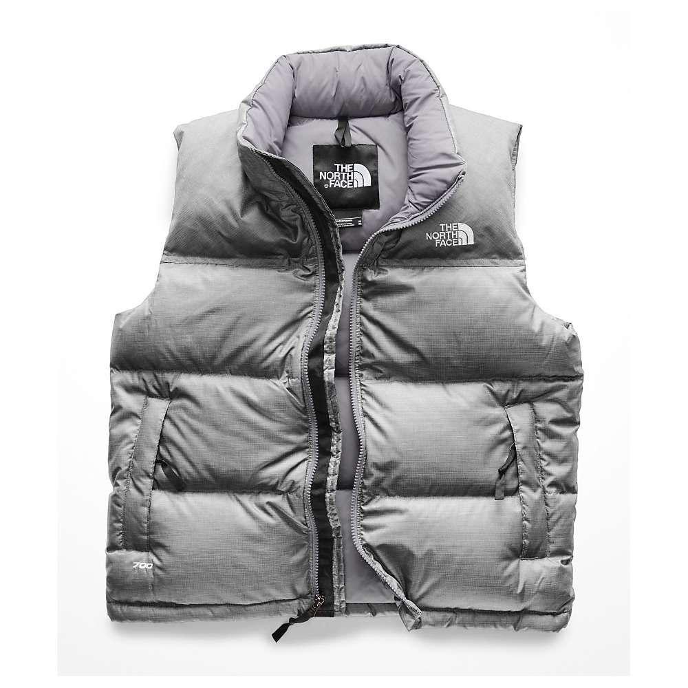 ザ ノースフェイス レディース トップス ベスト・ジレ【1996 Retro Nuptse Vest】TNF Medium Grey Heather