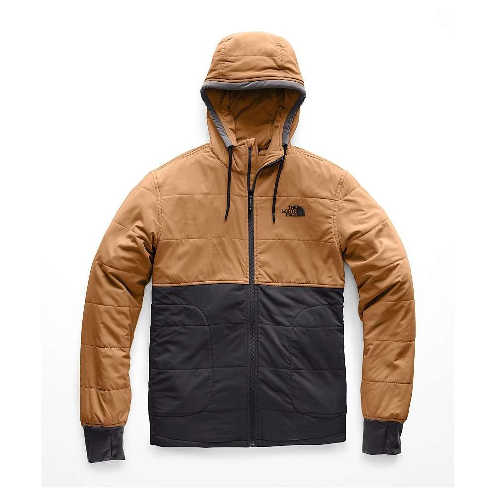 ザ ノースフェイス メンズ ハイキング・登山 アウター【Mountain 2.0 Sweatshirt】Cargo Khaki / Weathered Black