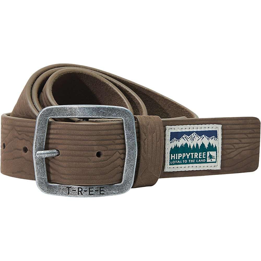 ヒッピーツリー ユニセックス ハイキング・登山【Appalachian Belt】Brown