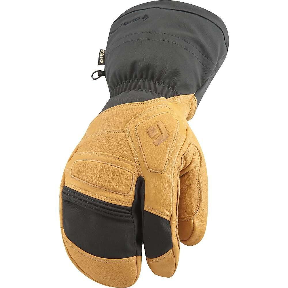 大特価 ブラックダイヤモンド メンズ スキー・スノーボード グローブ Finger【Guide グローブ【Guide Finger メンズ Glove】Natural, インテリア資材館 エーオーエス:2eac406d --- konecti.dominiotemporario.com