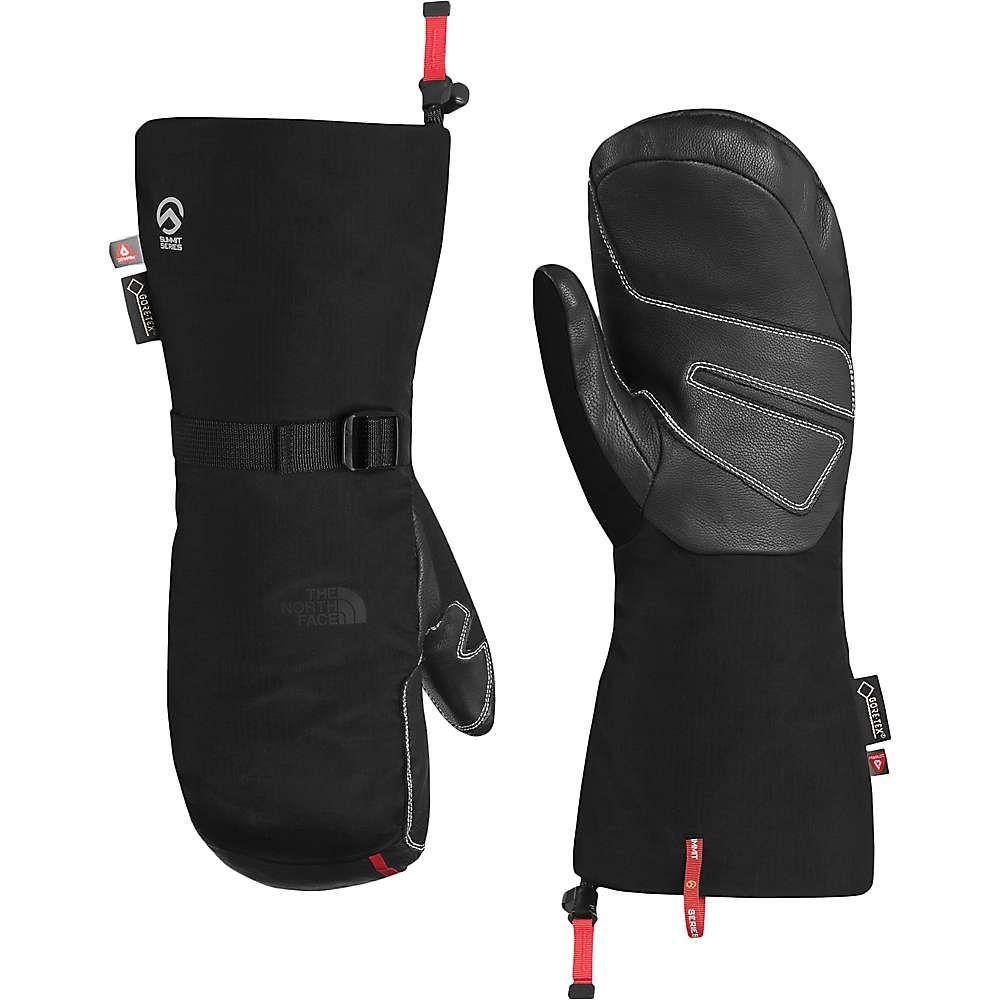 ザ ノースフェイス メンズ 手袋・グローブ【Summit Series G5 GTX Pro Belay Mitt】TNF Black