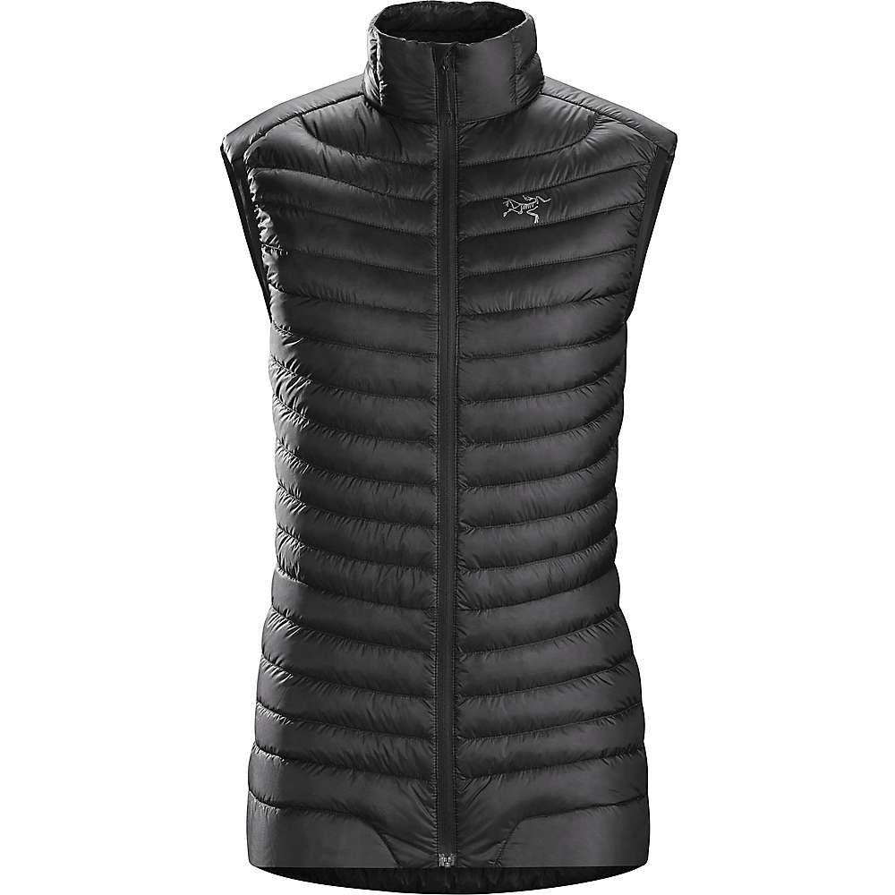 アークテリクス レディース トップス ベスト・ジレ【Cerium SL Vest】Black