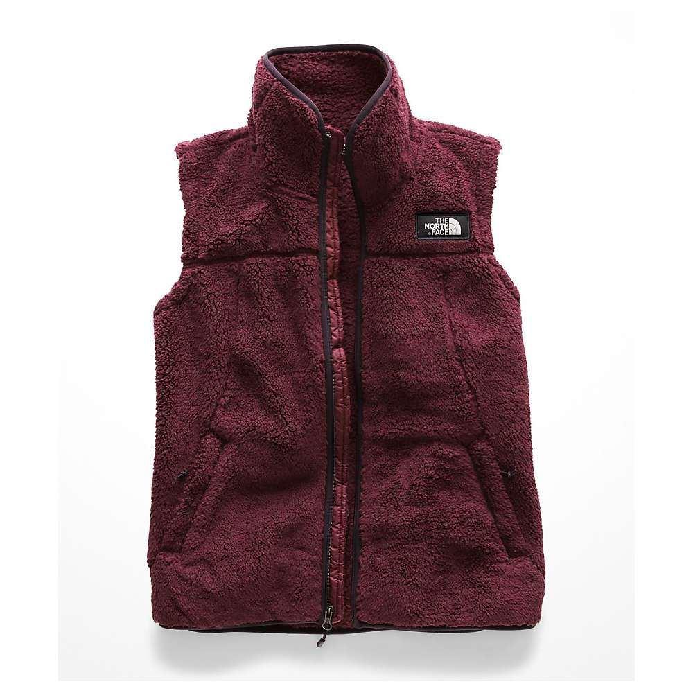 ザ ノースフェイス レディース トップス ベスト・ジレ【Campshire Vest】Fig