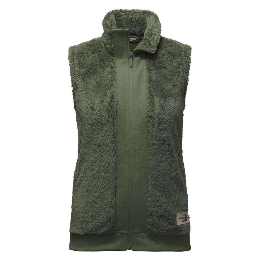 ザ ノースフェイス レディース トップス ベスト・ジレ【Furry Fleece Vest】Four Leaf Clover