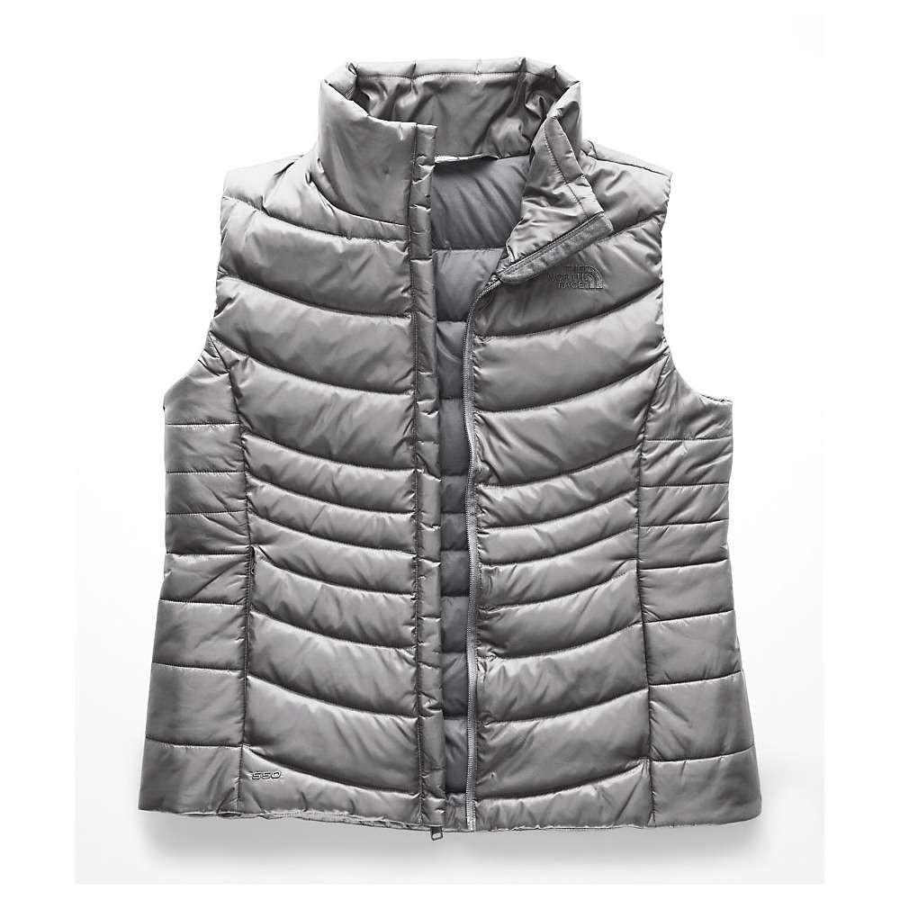 ザ ノースフェイス レディース トップス ベスト・ジレ【Aconcagua Vest II】Shiny Mid Grey