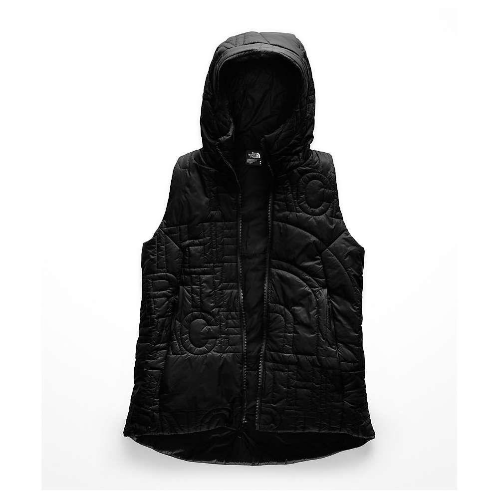 ザ ノースフェイス レディース トップス ベスト・ジレ【Alphabet City Vest】TNF Black