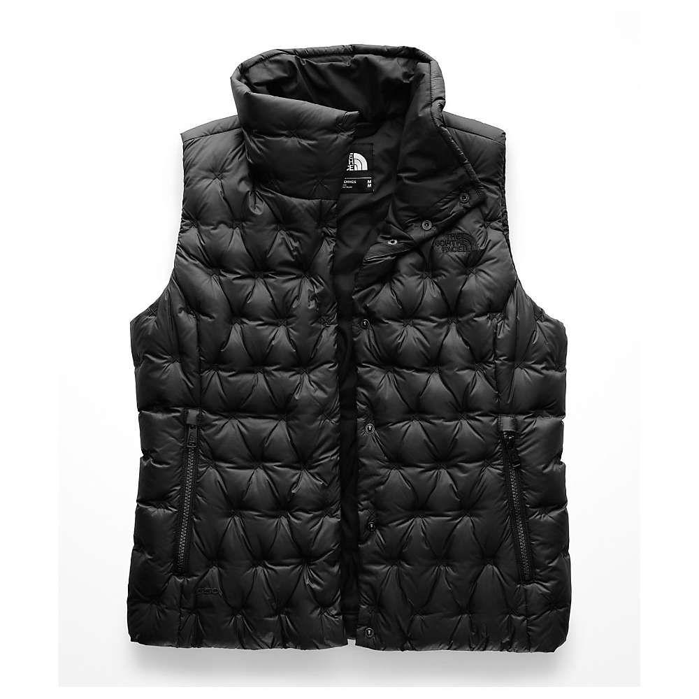 ザ ノースフェイス レディース トップス ベスト・ジレ【Holladown Crop Vest】TNF Black