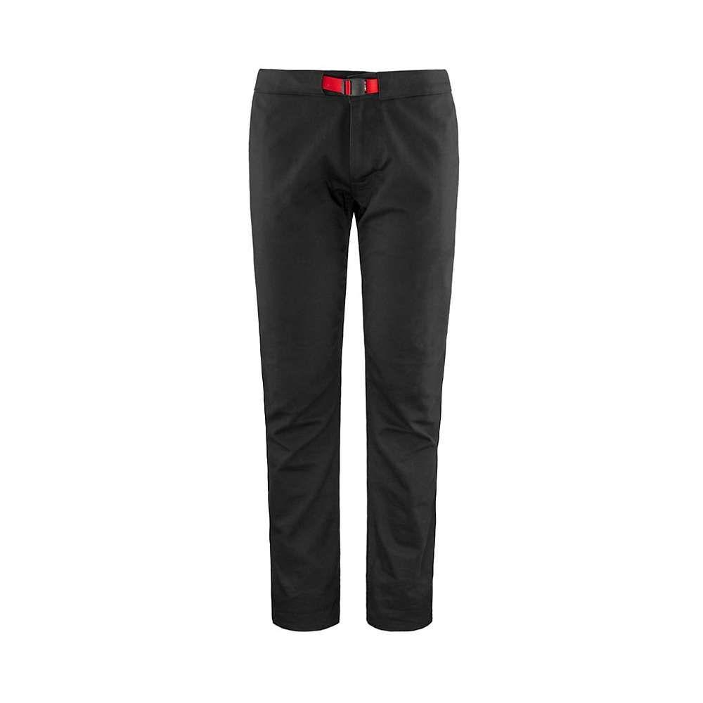 トポ デザイン レディース ハイキング・登山 ボトムス・パンツ【Climb Pant】Black