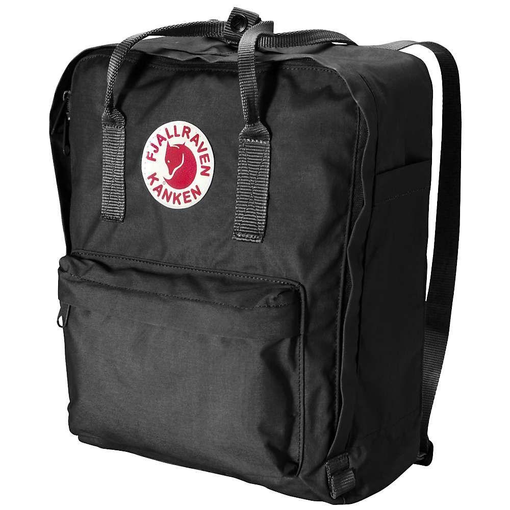 フェールラーベン Fjallraven メンズ バッグ バックパック・リュック【Kanken Backpack】Black