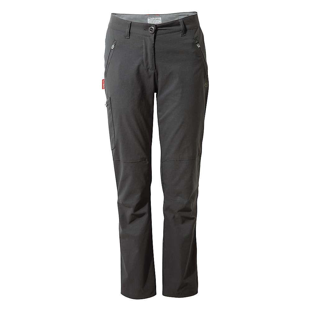 クラッグホッパーズ Craghoppers レディース ハイキング・登山 ボトムス・パンツ【Nosilife Pro Trouser】Charcoal