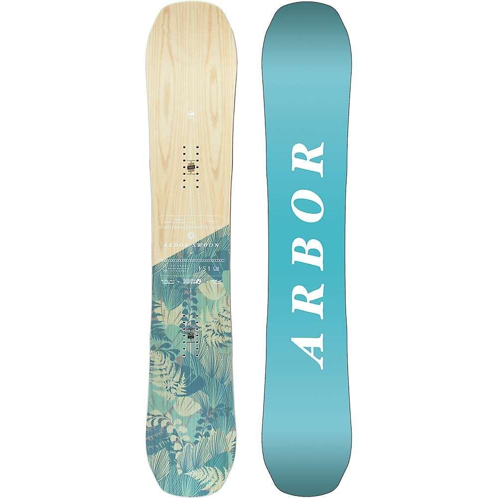 アーバー Arbor レディース スキー・スノーボード ボード・板【Swoon Camber Snowboard】