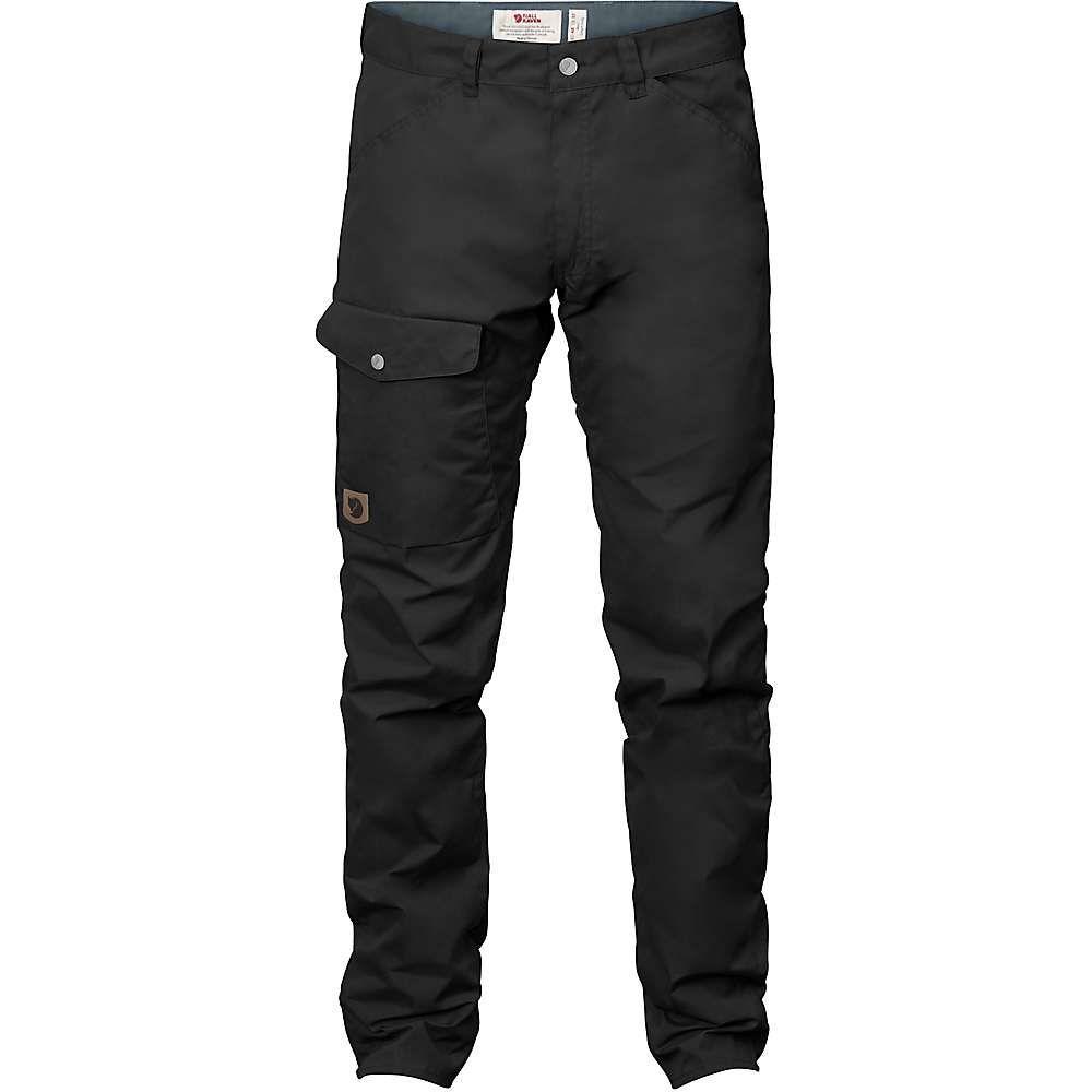 フェールラーベン Fjallraven メンズ ハイキング・登山 ボトムス・パンツ【Greenland Jean】Black