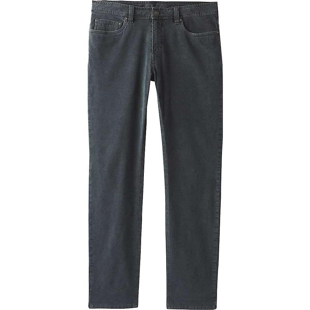 プラーナ Prana メンズ ハイキング・登山 ボトムス・パンツ【Sustainer Cord Pant】Charcoal