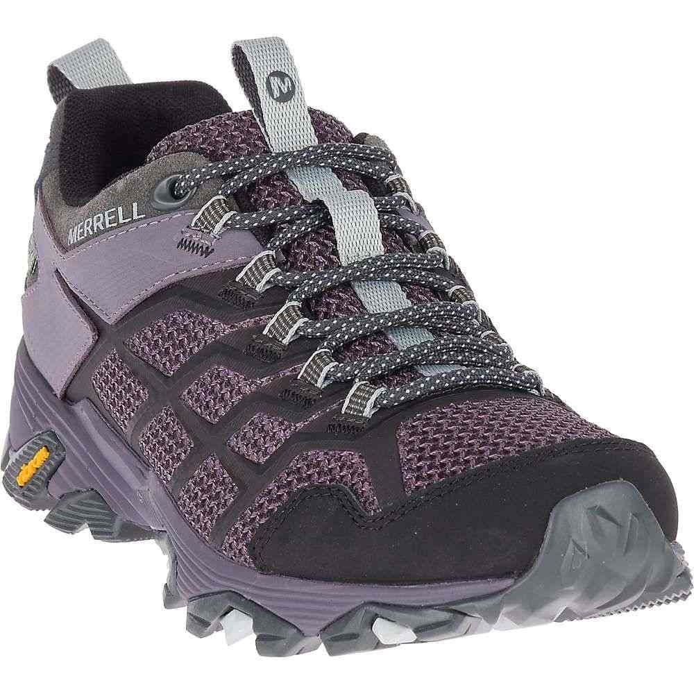 メレル Merrell レディース ハイキング・登山 シューズ・靴【Moab FST 2 Waterproof Shoe】Granite / Shark