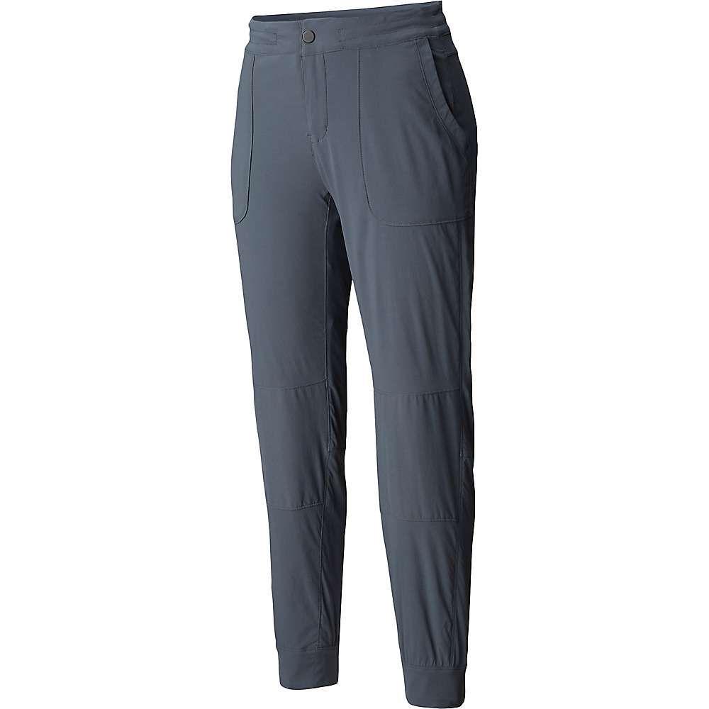 マウンテンハードウェア Mountain Hardwear レディース ハイキング・登山 ボトムス・パンツ【Dynama Lined Pant】Graphite