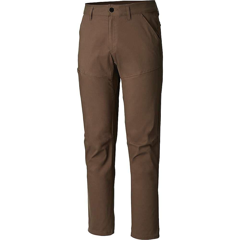 マウンテンハードウェア Mountain Hardwear メンズ ハイキング・登山 ボトムス・パンツ【Hardwear AP Trouser】Tundra