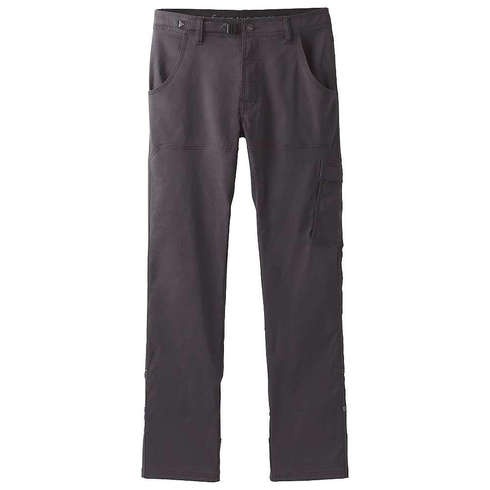 プラーナ Prana メンズ ハイキング・登山 ボトムス・パンツ【Stretch Zion Straight Pant】Charcoal