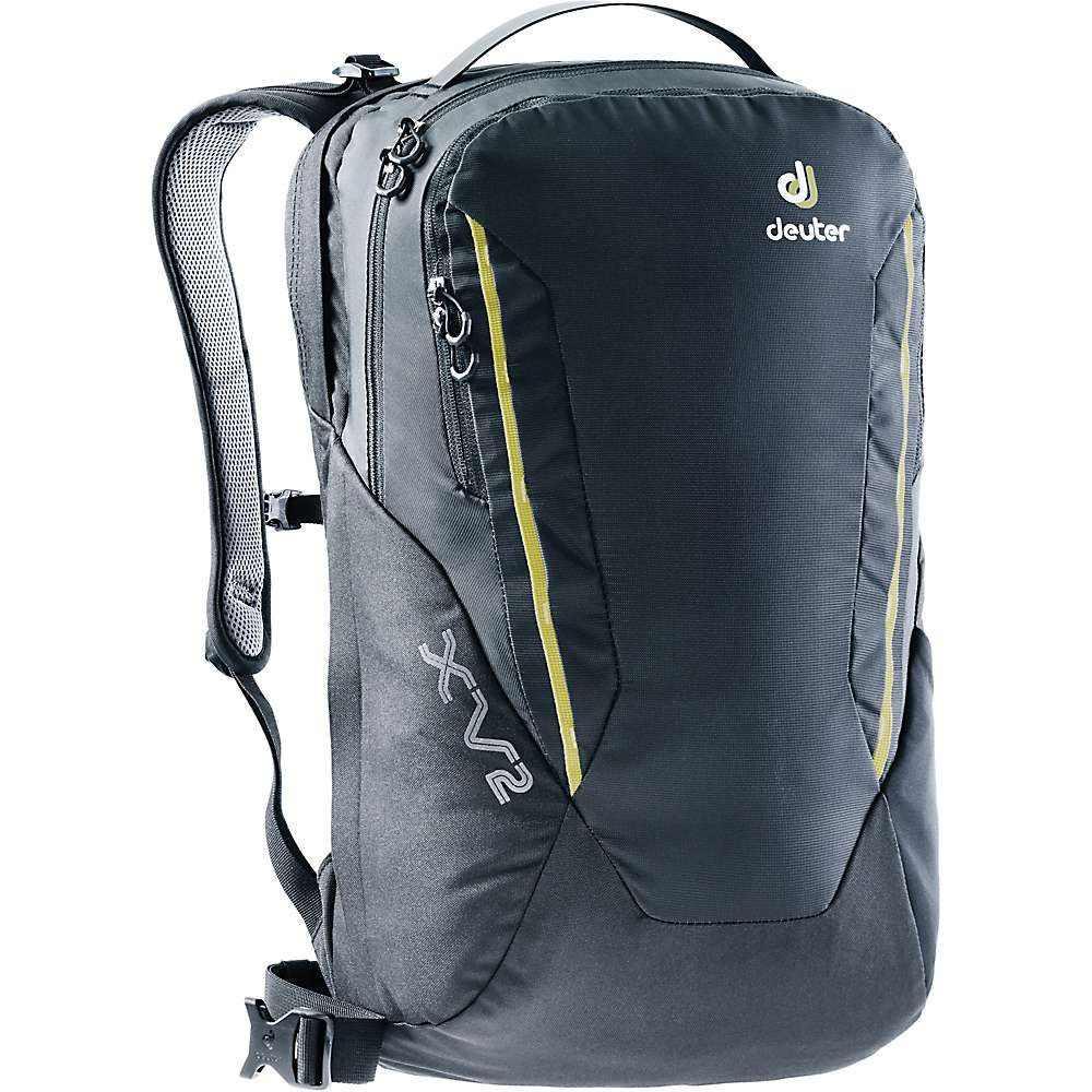 ドイター Deuter メンズ バッグ バックパック・リュック【XV 2 Backpack】Black