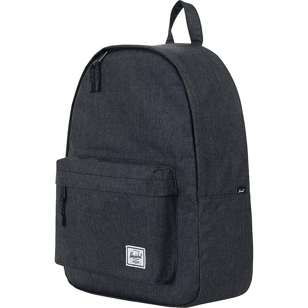 ハーシェル サプライ Herschel Supply Co ユニセックス バッグ バックパック・リュック【Classic Backpack】Black Crosshatch