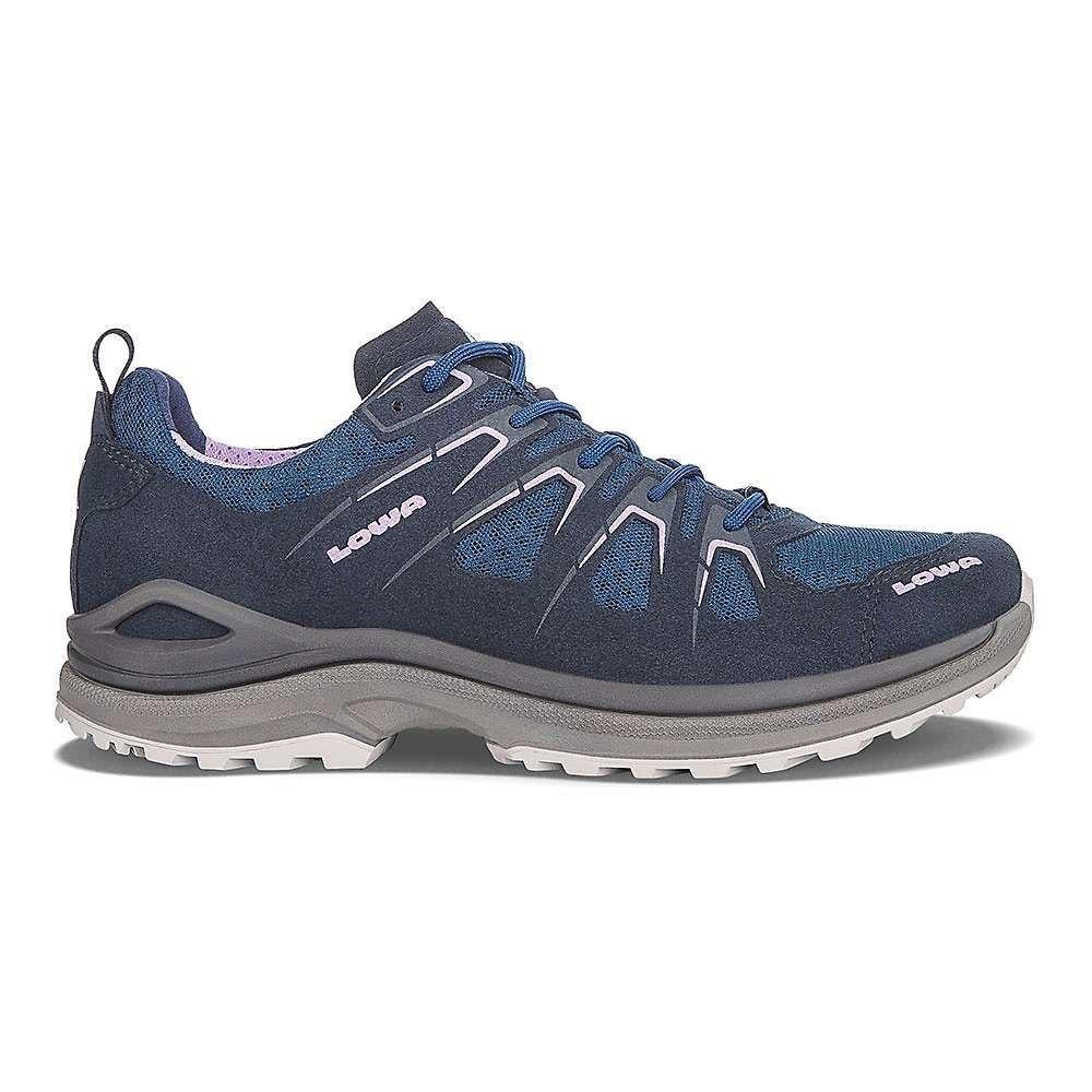 ローバー Evo Lowa Boots Lo レディース レディース ハイキング・登山 シューズ・靴【Lowa Innox Evo Lo Shoe】Navy/Lilac, クリスタルテラス ライトストーン:081dab54 --- luzernecountybrewers.com