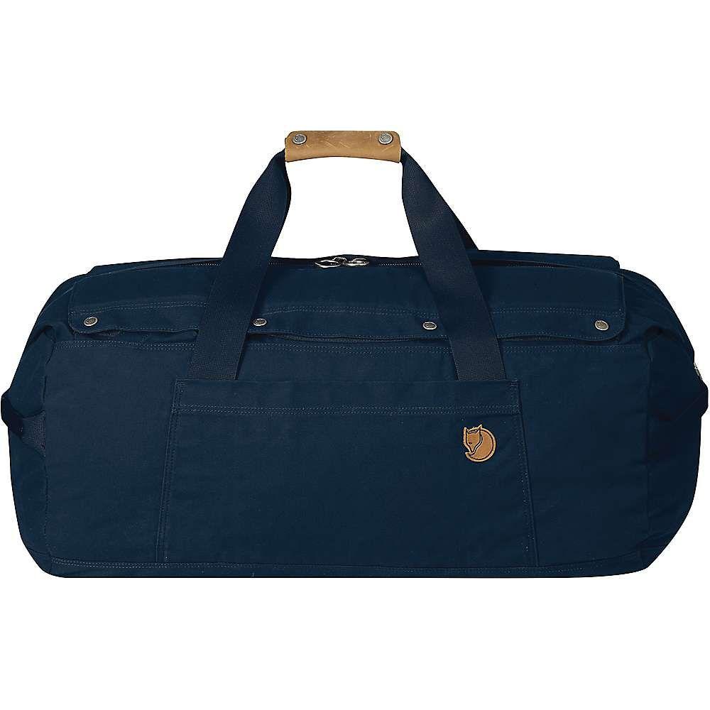 フェールラーベン Fjallraven ユニセックス バッグ ボストンバッグ・ダッフルバッグ【No.6 Medium Duffel Bag】Navy
