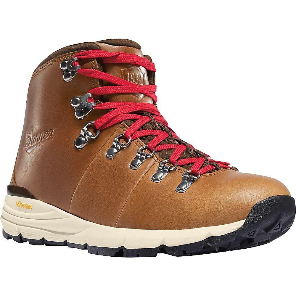 ダナー Danner レディース ハイキング・登山 シューズ・靴【Mountain 600 Full Grain 4.5IN Boot】Saddle Tan