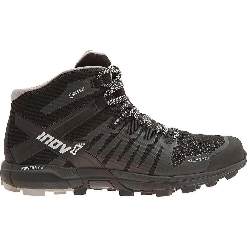 イノヴェイト Inov8 レディース ハイキング・登山 シューズ・靴【Roclite 325 Boot】Black / Grey