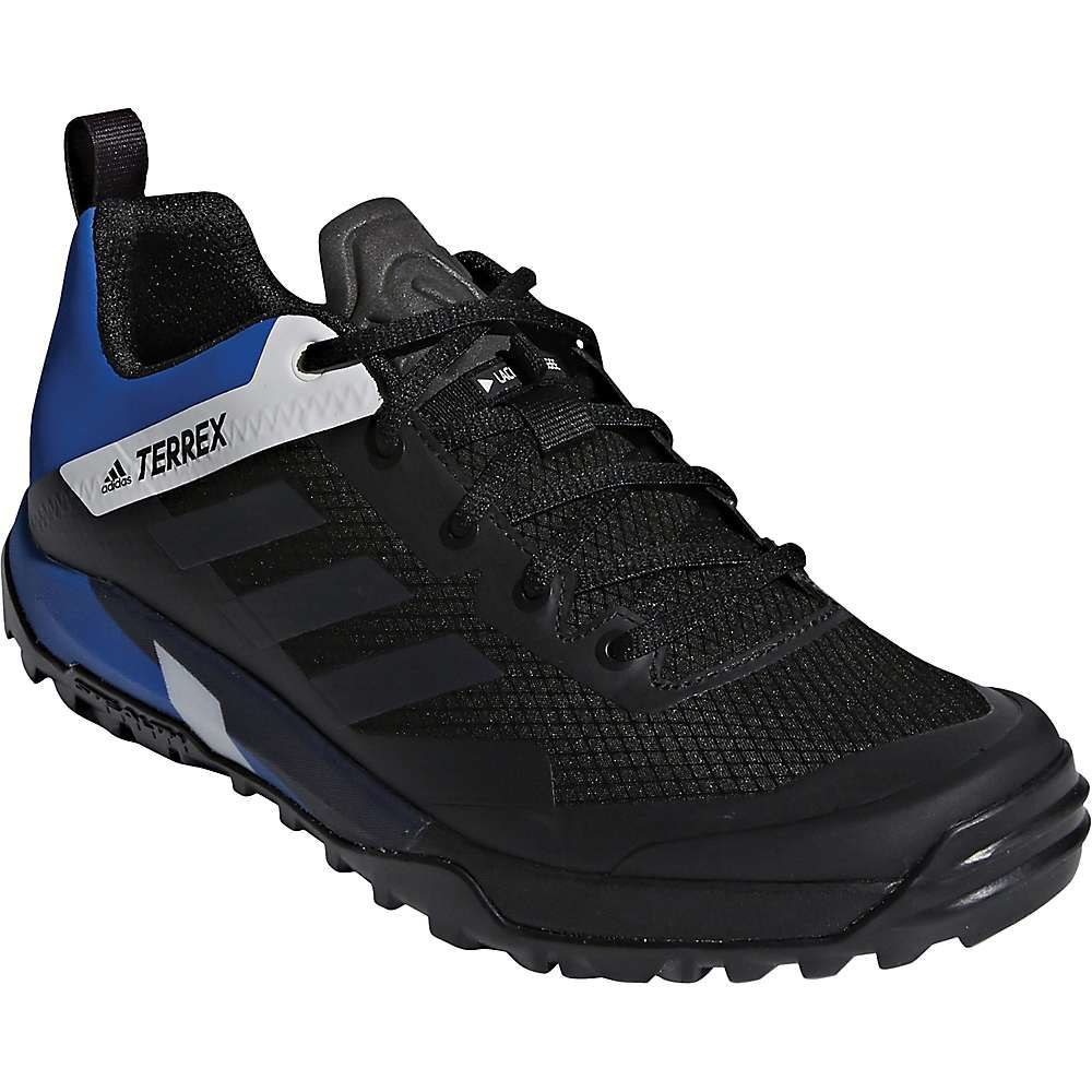 アディダス Adidas メンズ ランニング・ウォーキング シューズ・靴【Terrex Trail Cross SL Shoe】Black/Carbon/Blue Beauty