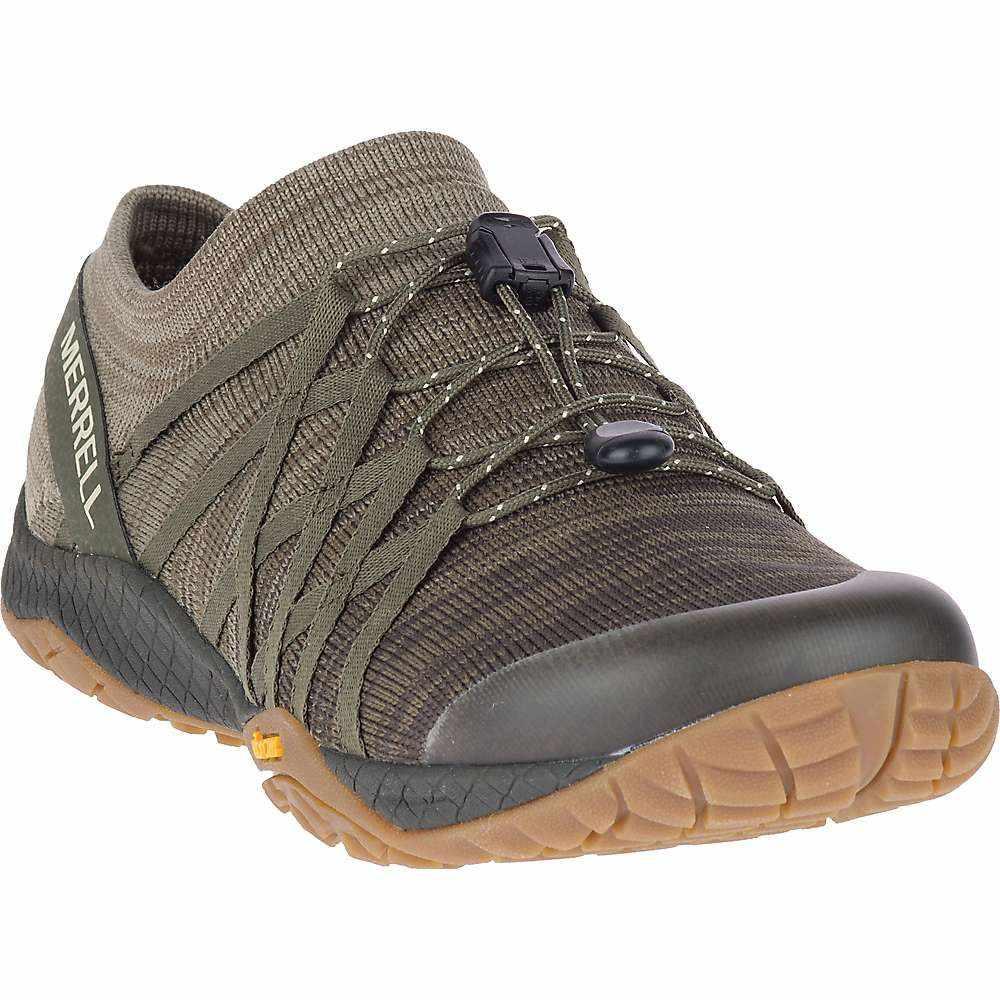メレル Merrell レディース ランニング・ウォーキング シューズ・靴【Trail Glove 4 Knit Shoe】Dusty Olive