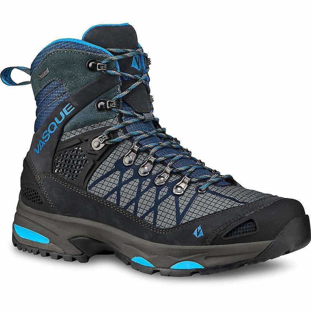 バスク Vasque レディース ハイキング・登山 シューズ・靴【Saga GTX Boot】Dark Slate/Majolica Blue