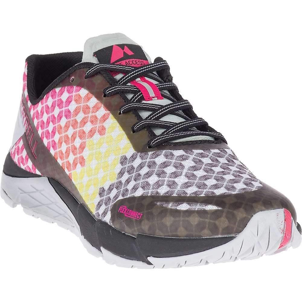 メレル Merrell レディース ランニング・ウォーキング シューズ・靴【Bare Access Flex Mex Shoe】Red Rose