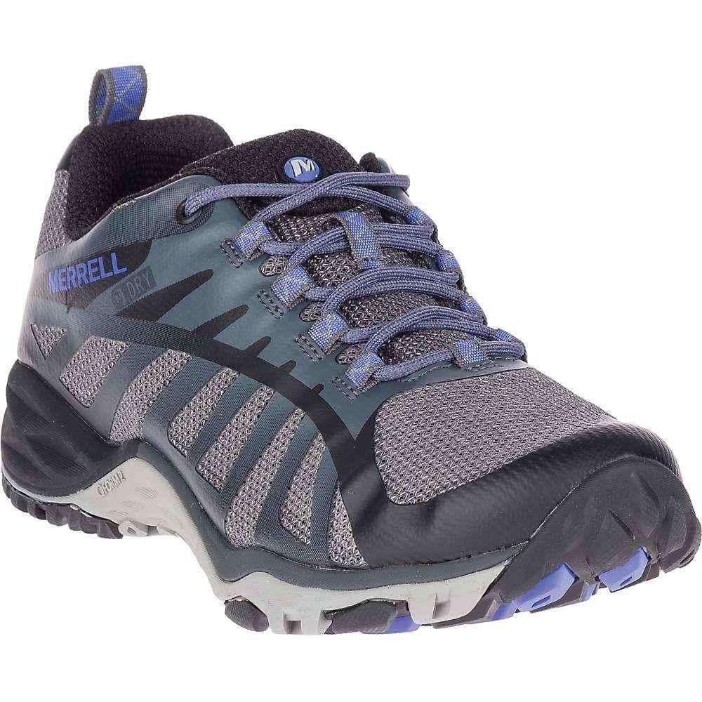 メレル Merrell レディース ハイキング・登山 シューズ・靴【Siren Edge Q2 Waterproof Shoe】Black