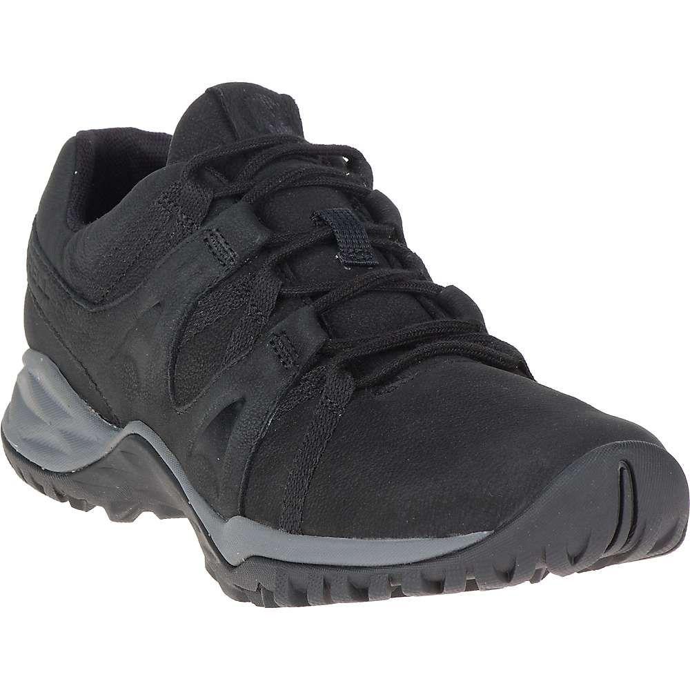 メレル Merrell レディース ハイキング・登山 シューズ・靴【Siren Guided Leather Q2 Shoe】Black