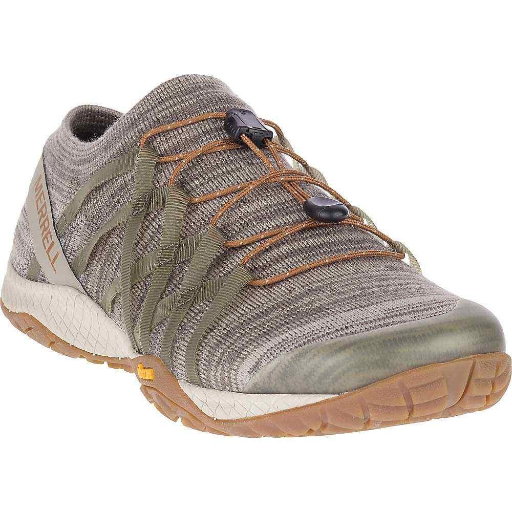 メレル Merrell メンズ ランニング・ウォーキング シューズ・靴【Trail Glove 4 Knit Wool Shoe】Natural